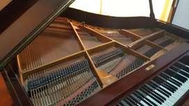 Vendo Piano 1/4 de cola. Zettier & Winkelmann