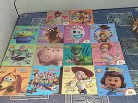 Coleccion libros toy story