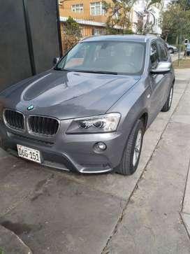 BMW x3 2.0i 2013