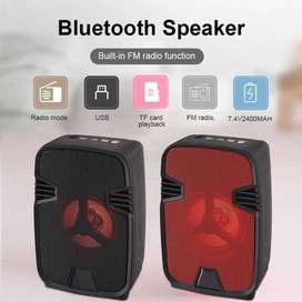 Parlante TREQA -Q51BT altavoz estéreo Bluetooth