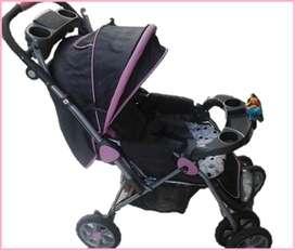 Coche/carro bebé priori 4 posiciones MOTIVO VIAJE