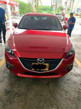 Mazda 3 touring como nuevo 2017