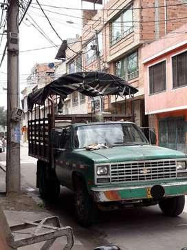 Camión Chevrolet disel