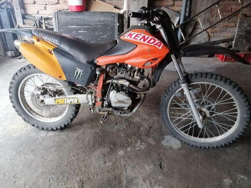 Vendo Motor 1 matricula Atrasada 500.usd 0