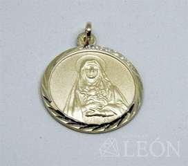Medalla Virgen Dolorosa Grande