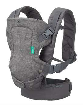 Canguro Portabebes Infantino Flip 4-in-1 Convertible Carrier