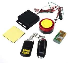 Alarma Semi Doble vía moto encendido a distancia