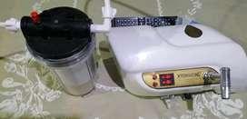 Purificador de agua eléctrico de ozono y filtro de agua