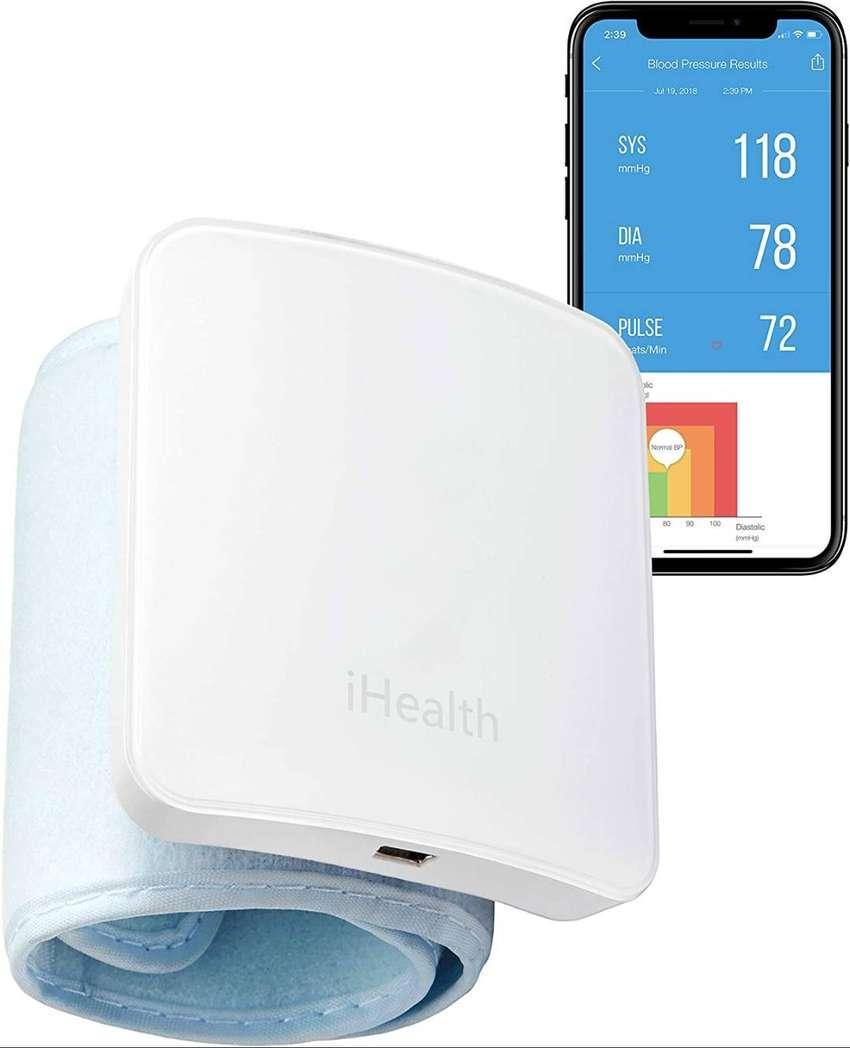 Health Tensiometro Bluetooth Mide Presion Entrega Inmediata 0
