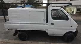 Se Vende Pick up con furgon en prefecto estado.