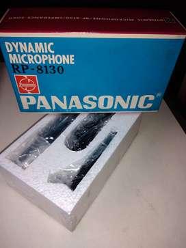 Panasonic Dynamic Microphone RP-8131