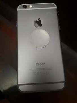 Vendo iPhone 6 negociable