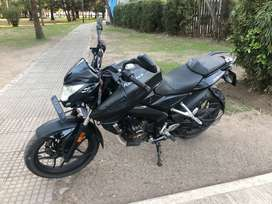 Rouser NS200 Impecable primera mano