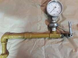 Vendo medidor de cañeria de gas