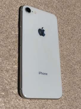 iPhone 8 liberado en cuotas sin interés