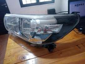 Optica Izq Toyota Hilux 16-19 Comun