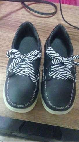 zapato colegial talla 26 unisex económicos $25000