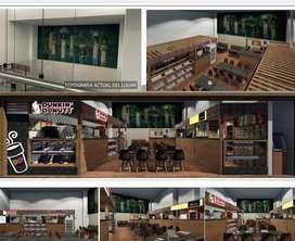 Arriendo local plazoleta de comidas centro comercial combeima