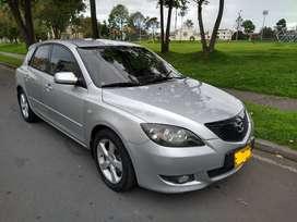 Mazda 3 1600 Hatchback modelo 2007