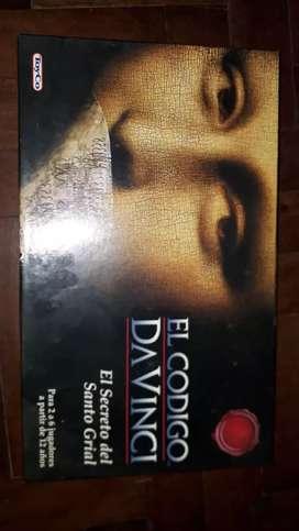 El código Davinchi, el secreto del santo grial, You Co.