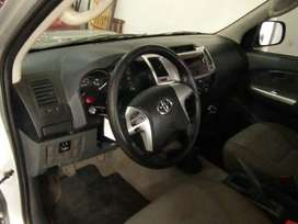 Toyota Hilux DX pack