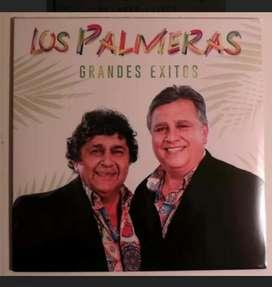 Disco Vinilo de Los Palmeras Cerrado