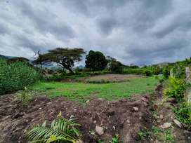 Terreno plano en Yunguilla, de oportunidad