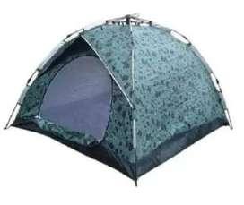 Camping Automático Para 4 Personas