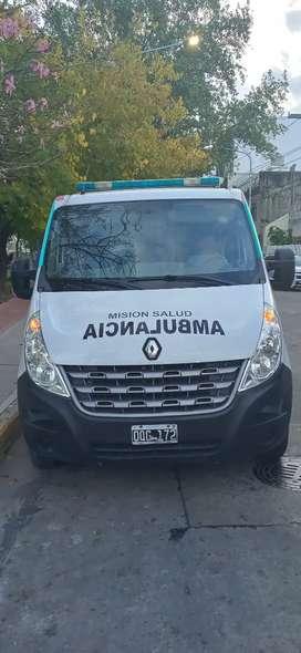 Vendo ambulancia