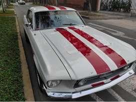 Ford Mustang 1967 Hardtop