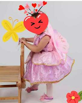 Vendo Disfraz Mariposa