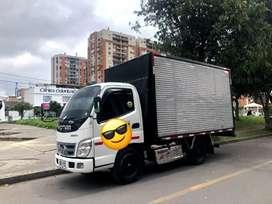 Se VENDE furgon marca foton mod 2017