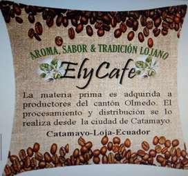 DISTRIBUIDOR  DE  CAFÉ MOLIDO, MANÍ MOLIDO Y HARINA DE MAÍZ PARA SANGO