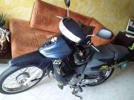 Moto Suzuki Vivax 115