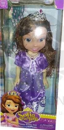 Muñeca Princesa Sofia The First + Obsequio
