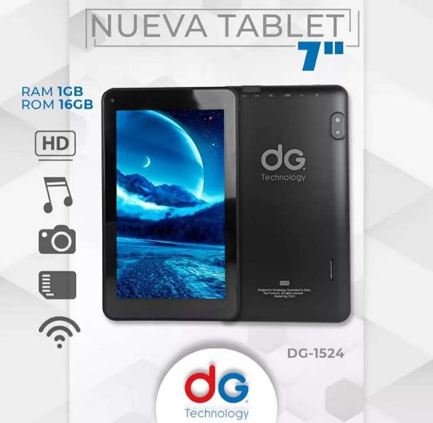 Tablet DG Quad Core 16gb, 1gb Ram, Doble Cámara, HD, NO SIM