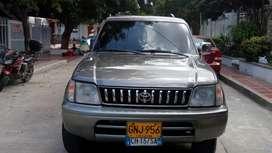 Vendo Toyota Prado 2003  29.500.000