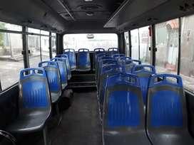 Vendo Autobus hyundai county 2010