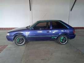 Vendo Mazda coupe