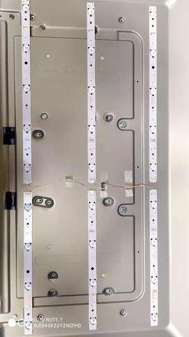 Vendo kit Tiras Led Challenger TV LED 40E20 T2 NG FHD
