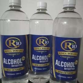 Venta de Alcohol al 75%