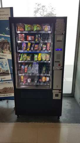 Máquina Dispensadora de Snacks (Vending)