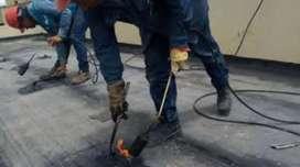 Servicios de manto edil e impermeabilización