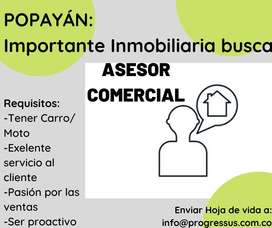 Asesor comercial