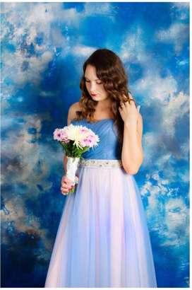Vendo Vestido de Noche Talla M
