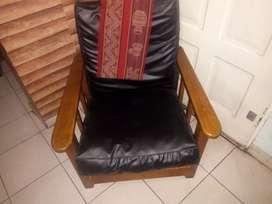 Vendo los dos sillones se hacen cama