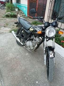 Yamaha Yb125  Al día