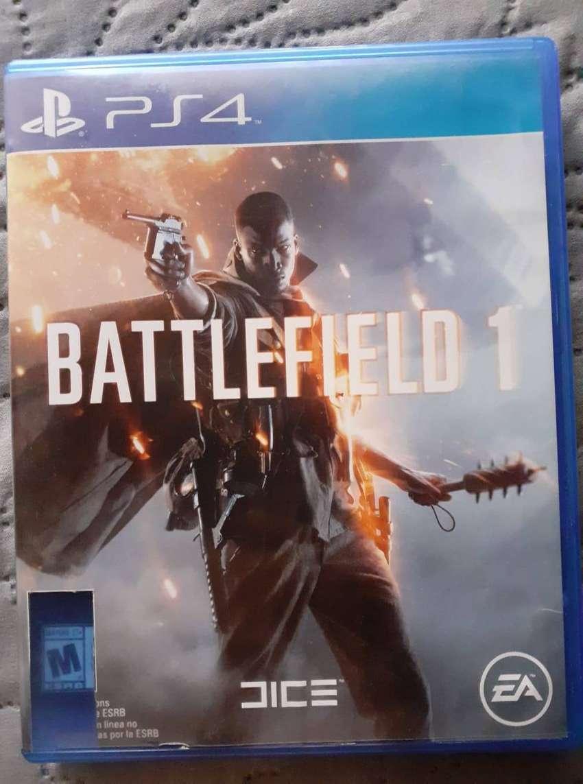 Battlefield 1 PS4 0