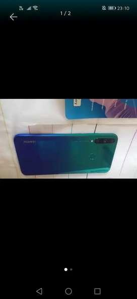 Vendo Huawei Y7p + Band 4e