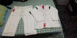 Kimono nuevo para jiu jitsu marca Fighter talla A1
